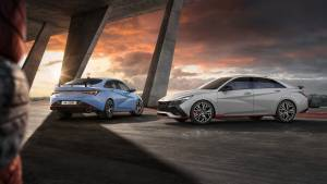 Hyundai unveils the souped-up Elantra N with up to 290PS