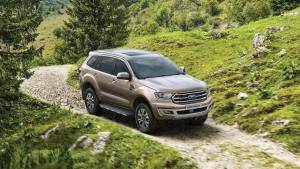 Base Ford Endeavour Titanium discontinued, range now starts from Rs 33.80 lakh