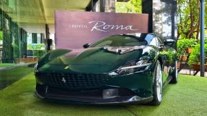 2021 Ferrari Roma V8 coupe launched in India, prices start from Rs 3.76 crore