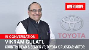 Toyota's Vikram Gulati talks about hybrids for India   In Conversation