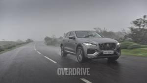 2021 Jaguar F-Pace facelift road test review