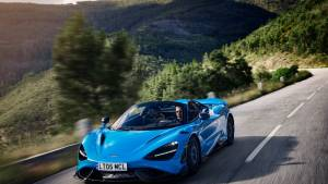 The McLaren 765LT Spider offers extreme performance without a roof