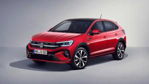 European debut for new Volkswagen Taigo