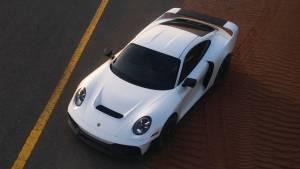 Is the Marc Philipp Gemballa Marsien the ultimate Porsche 911-based safari supercar?
