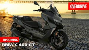 BMW C 400 Maxi-scooter coming to India! Price, launch details revealed
