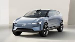 Volvo Concept Recharge revealed, previews future EVs