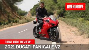2021 Ducati Panigale V2 first ride review