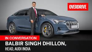 Audi e-Tron launch, another new EV & EV Infrastructure Chat with Balbir Singh Dhillon