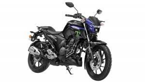 Yamaha India introduces the FZ 25 Monster Energy MotoGP Edition at Rs 1.36 lakh