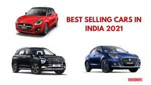 Top 10 best selling cars in India 2021 - Maruti Suzuki and Hyundai dominate
