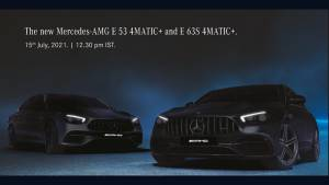 Live updates: Mercedes-AMG E 53 and Mercedes-AMG E 63S India launch, prices, details, interiors, specifications, features