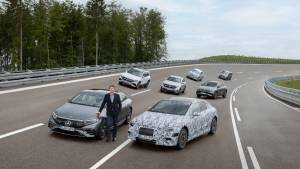 Mercedes-Benz to go electric-only by 2030 in certain markets