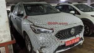 MG Astor interiors leaked ahead of late-2021 launch
