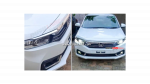 2021 Honda Amaze facelift leaked ahead of August 18 launch
