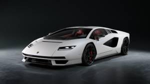 Lamborghini Countach returns as 814PS mild-hybrid supercar on 50th anniversary