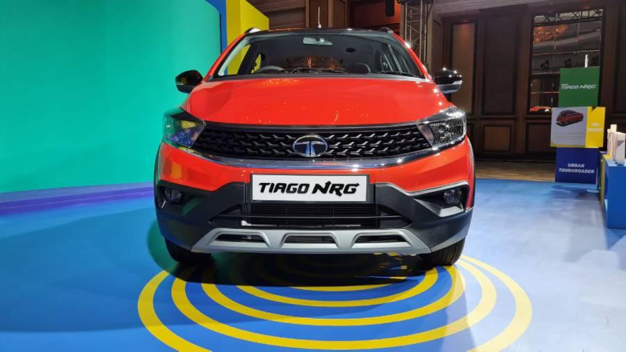 2021 Tata Tiago NRG exterior front
