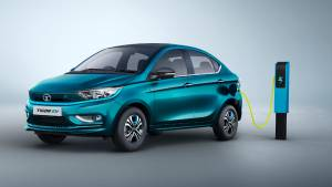 Live updates: 2021 Tata Tigor EV India launch, prices, details, range, specifications, battery, charging, interiors
