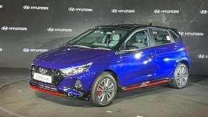 Hyundai India reveal the new i20 N-Line