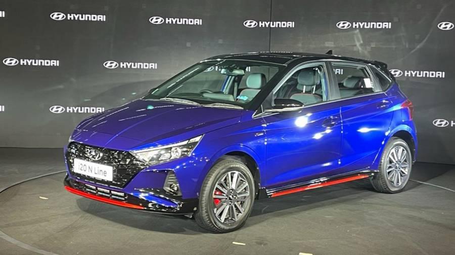 Hyundai i20 Vs Hyundai i20 N-Line