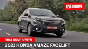 2021 Honda Amaze facelift review | Is it fresh enough?
