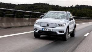 Volvo XC40 Recharge electric SUV launch postponed to early 2022