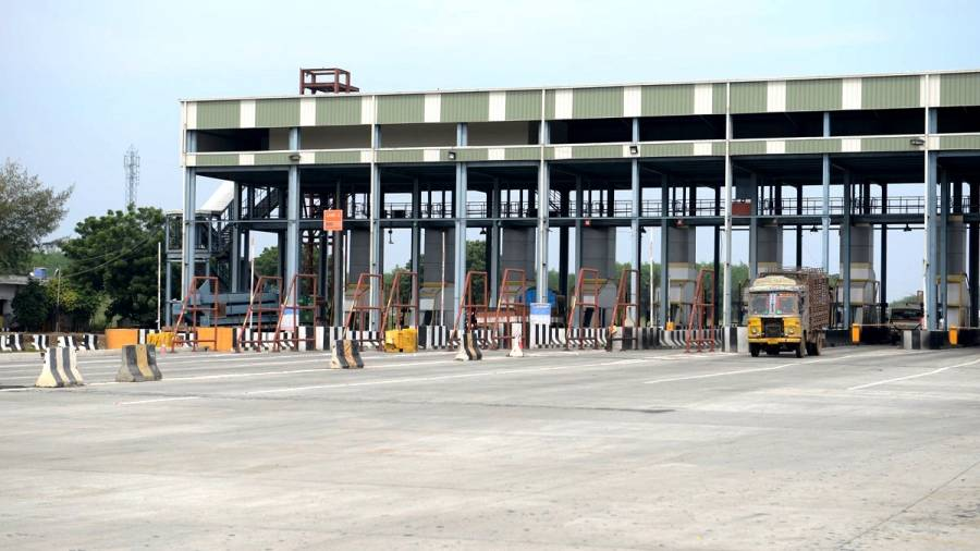 Indian Highways-And our fortified toll booths