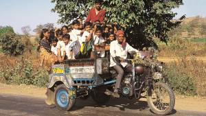 Indian Highways - The common and strange sights