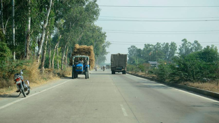 Life on Indian Highways-The Good, the Bad and the Ugly