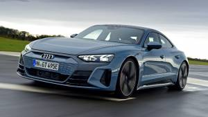 Audi India start bookings for the e-tron GT at a token amount of Rs 10 lakh