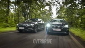 Primal Urge: BMW 2 Series Gran Coupe and Skoda Superb