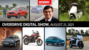 LIVE Q&A About Mahindra XUV700, News - Ola S1, Simple Energy One & more - OVERDRIVE LIVE