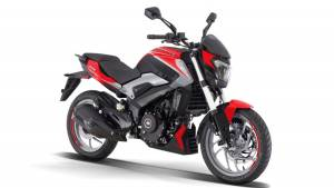 Bajaj launches the Dominar 250 with dual-tone colour options