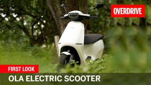 Ola S1 - all you need to know about the highly anticipated electric offering from Ola.