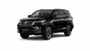 Toyota Fortuner GR Sport revealed in Indonesia - Replaces the TRD Sportivo