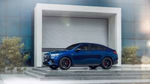 Mercedes-Benz India launches AMG GLE 63 S 4MATIC+ Coupe at Rs 2.07 crore
