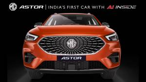 MG Astor launched at Rs 9.78 lakh