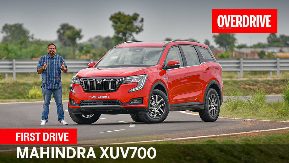 2021 Mahindra XUV700 review - it aims to wipe out the competition
