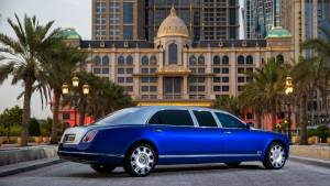 A final chance to own a revered coachbuilt Mulsanne Grand Limousine by Bentley Mulliner