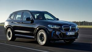 BMW iX3 receives a number of styling revisions