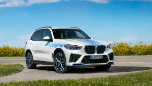 BMW to showcase its hydrogen powered iX5 at the IAA Mobility in Munich