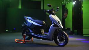 Simple Energy One launched at Rs 1.10lakh