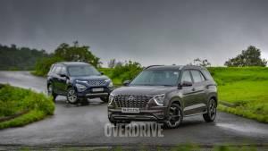 Comparison review: Hyundai Alcazar vs Tata Safari
