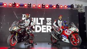 The 2022 TVS Apache RR310 launched at Rs 2.6 lakh ex-showroom