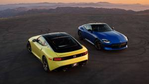 New Nissan Z: Modern era sports car with decades of unmatched legacy