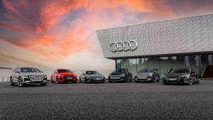 Audi to go fully electric by 2033
