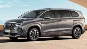 Hyundai Custo to be unveiled in China by the end of August