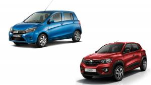 Top 5 cheapest petrol automatic cars in India
