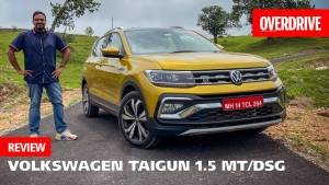 Volkswagen Taigun GT 1.5 TSI MT/DSG review - is this the European crossover you were waiting for?