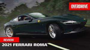 2021 Ferrari Roma review - first time is special!