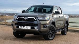 Toyota Brazil will now barter a SUV or a pickup in exchange of soybeans or maize